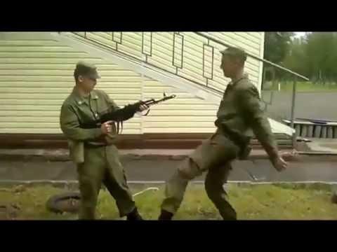 Как разрядить АК-74 за 3 секунды