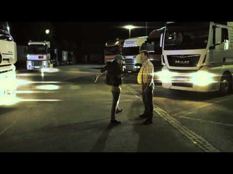 Truck Driver Dance Battle [HD]