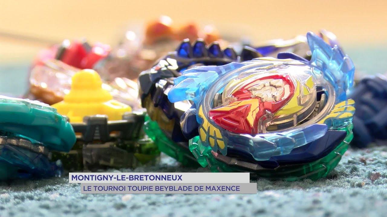 Yvelines | Montigny-le-Bretonneux : Le tournoi toupie Beyblade de Maxence