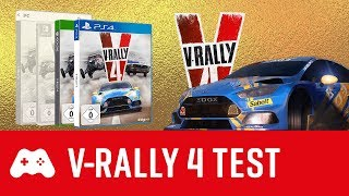 V-Rally 4 im Test ► Mein Eindruck | Review