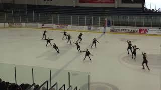 2018 River City Ice Theatre Novice CE