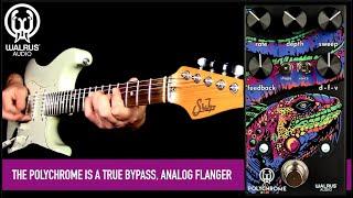 Walrus Audio Polychrome Analog Flanger