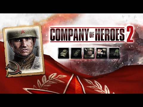 Company of Heros 2 2v2 Russian Bias?