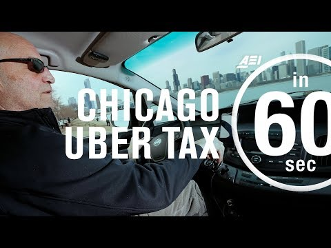Uber tax in Chicago? | IN 60 SECONDS