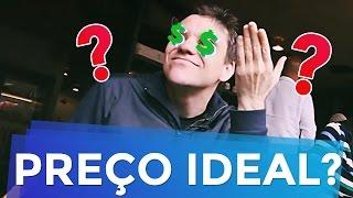 QUAL O PREÇO IDEAL DO SEU PRODUTO? | MARKETING DIGITAL | PARTE 200 DE 365