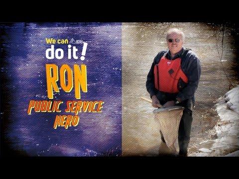 Public Service Hero - RON