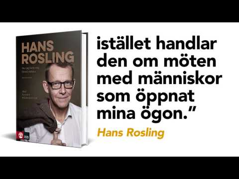 Hur jag lärde mig att förstå världen av Hans Rosling och Fanny Hägerstam