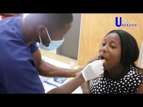 University of Ghana Psychology Department Health Screening and Blood Donation Exercise