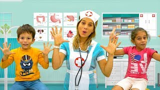 Doctor Song for Kids and More Songs from Kids Learning Songs