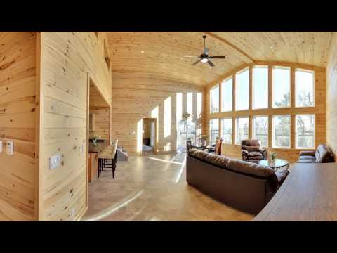 Lakewood Park Cabins - YouTube