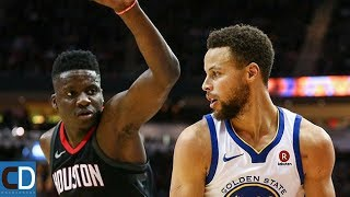 Warriors vs Rockets: Offensive Observations