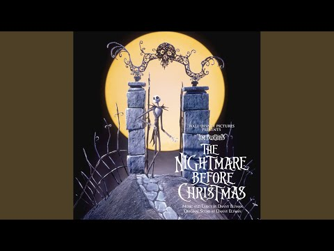 "Christmas Eve Montage (From ""The Nightmare Before Christmas""/Score)"