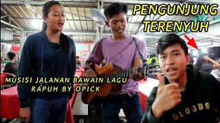 Download lagu Awalnya Gak Percaya Bisa Bawain Lagu Rapuh by Opick Akhirnya Pengunjung Terenyuh enyuh MP3