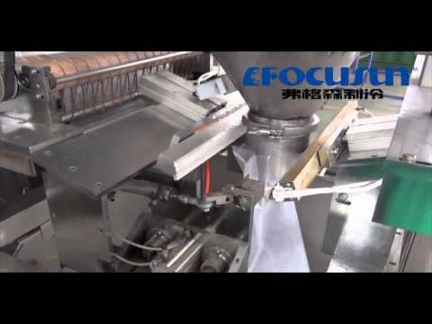 Automatic Ice Packaging Machine