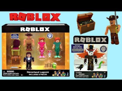 Haggie125 Roblox Mini Figure W Virtual Game Code Series 2 New Ebay - Roblox Toys Neverland Lagoon Vorlias Codes Unboxing Toy