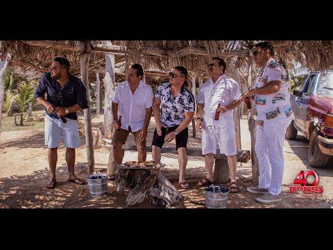 Banda MS ft Los Invasores de Nuevo León – Playa Sola (Video Oficial)