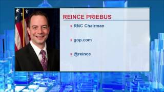 Malzberg | Reince Priebus  chairman of the Republican National committee  | Part 2