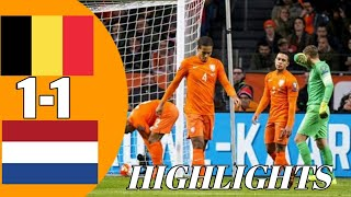 Download Video BELGIA VS BELANDA • HIGHLIGHTS MATCH HD • 1-1 • INTERNASIONAL UEFA MATC MP3 3GP MP4