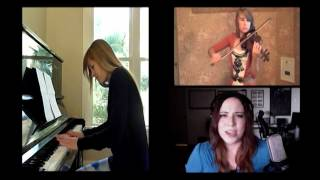 Repeat youtube video Malukah - Fear Not This Night - Guild Wars 2 cover by Taylor, Lara, and Malukah