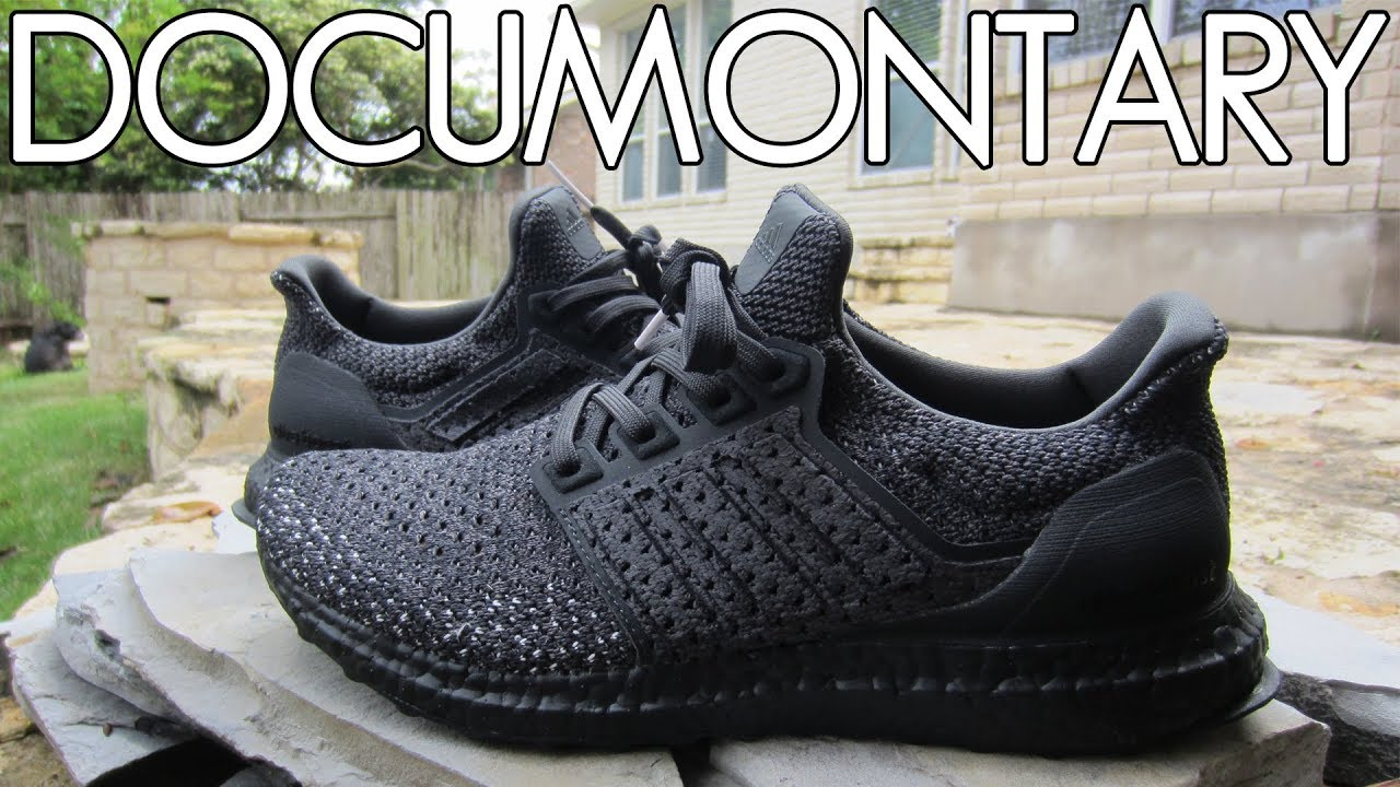 9fa948c8252a1 adidas Ultra BOOST Clima Triple Black • Review   On-Feet ...