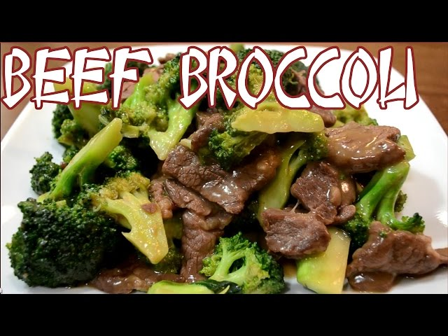 Beef and Broccoli  - Simple and Easy ????