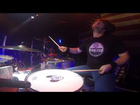 """Gonzo"" - Jason Hartless Drum Cam"
