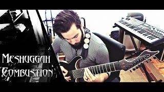 Meshuggah // Combustion // Guitar Cover HD