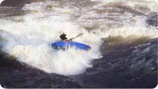 We're Gonna Need a Bigger Boat! | Kayak Collision