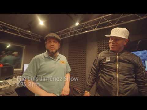 Bulin 47 - #USATour2017 | Capítulo 8: Entrevista Luis Jimenez Show X96.3fm [COMPLETA]