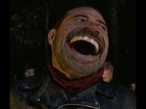We are number one but every one is replaced with Negan saying