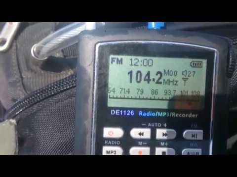 10.08.2017 08:59UTC,  104.2MHz, [Tropo], Radyo Spor, TUR, Bodrum Cilek Dagi, LOCAL/TROPO, 98km