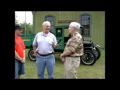 OLC - Rutland Railroad - Mooers Jct.  part one  6-10-05