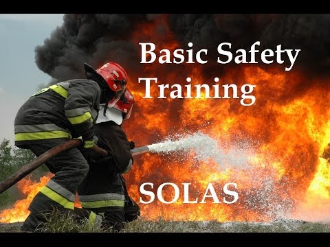 Basic Safety Training (SOLAS) Rinell Banda