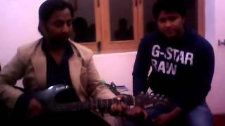 tere bin sanu soneya(DELHI HEIGHTS)....song tried by me..-VINOD BHOJ (V.BHOJ)