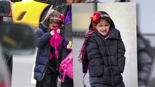 Katie Holmes Responds to Suri Cruise 'Body Double' Rumors - Splash News | Splash News TV