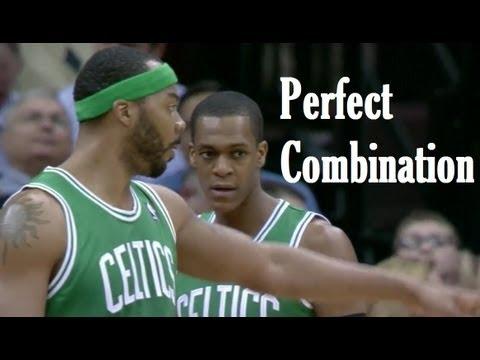 Rajon Rondo and Chris Wilcox ● Perfect Combination ● || HD || 15k Subscribers