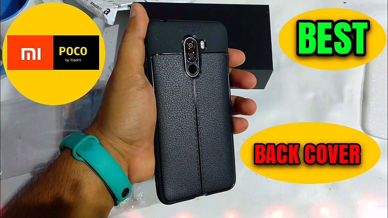 best website e2b4c 2d478 POCOPHONE F1 | RUGGED BACK COVER | MOBILE CASE REVIEW | mi poco f1 back  cover in Hindi