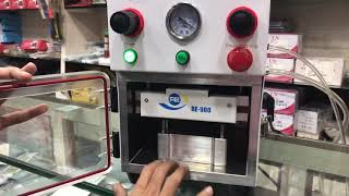 Baixar G2Mark RE-900 Latest 2019 Edge OCA Machine With 2 Years Warranty And Support