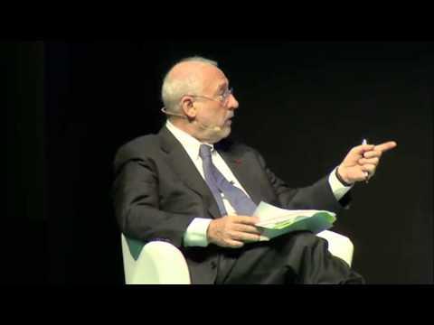Jacques Attali & Joseph E Stiglitz, LHFORUM 2013 (FR)
