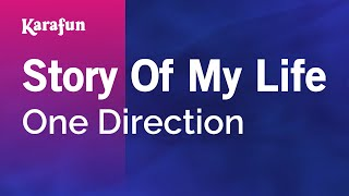 Karaoke Story Of My Life One Direction *