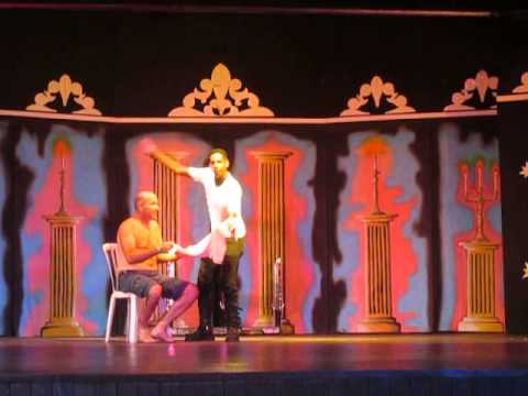 Cuba Magic Show