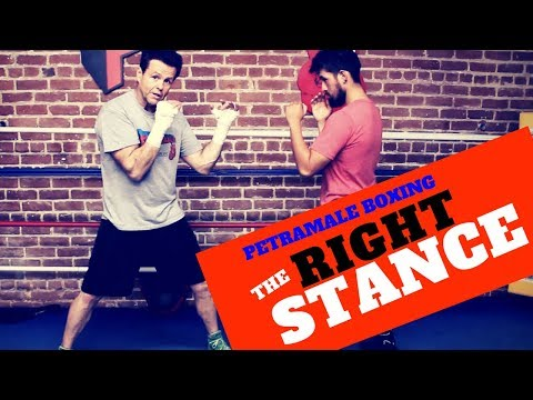 BOXING STANCE
