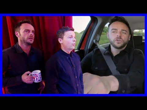 Britain's Got Talent 2018: Ant McPartlin car scenes with Dec Donnelly CUT in shock reveal