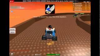 Mario Kart ! Roblox! Les hauteurs de Telamon sont alrights !