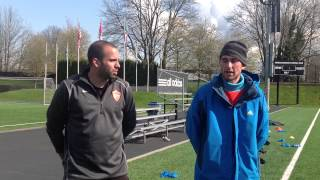 "WA Youth Soccer ""C"" License Course - March Interview"