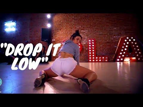 "Jade Chynoweth "" Drop it Low "" | Nicole Kirkland Choreography"