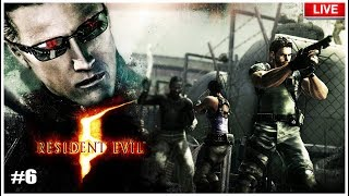 Resident Evil 5 Capitulos 4-2/4-3 (PS4) Parte #6