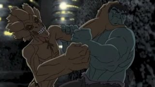 Groot Vs Hulk?