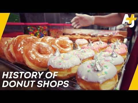 Why So Many Cambodians Own Donut Shops | AJ+