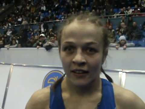 Mariya Stadnik - interview